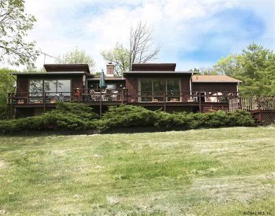 Albany County, Saratoga County, Schenectady County, Warren County, Washington County Single Family Home For Sale: 4371 Route 81