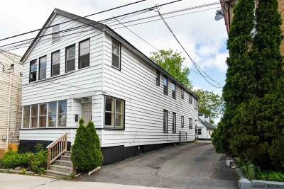 Schenectady Multi Family Home For Sale: 553-555 Nott St