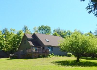 Albany County, Saratoga County, Schenectady County, Warren County, Washington County Single Family Home For Sale: 141 Bird Pond Rd