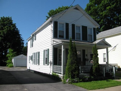 Johnstown Single Family Home Active-Under Contract: 8 Cady St