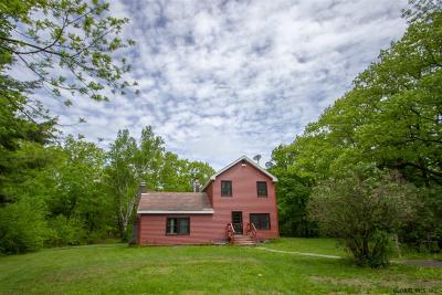 Berne Single Family Home For Sale: 1260 Cass Hill Rd