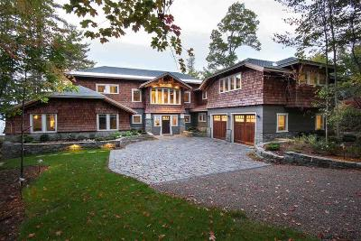 Lake George Tov NY Single Family Home For Sale: $925,350