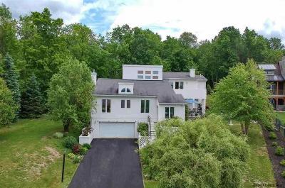 Saratoga County, Warren County Single Family Home For Sale: 6 Cedar Bluff Ct