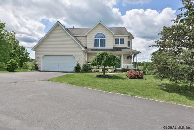 Poestenkill Single Family Home For Sale: 81 Weatherwax Rd