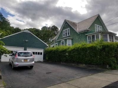 Menands Single Family Home Active-Under Contract: 46 Glenwood Rd