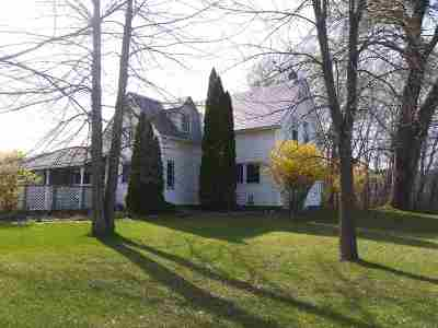 Ticonderoga Single Family Home For Sale: 1361 New York State Route 9n