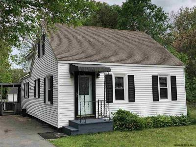 Queensbury Single Family Home Price Change: 22 Garner St