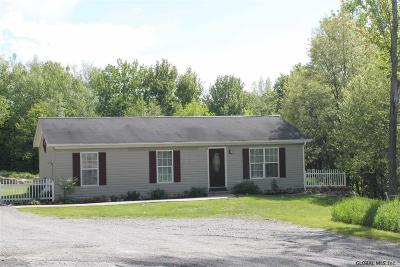 Single Family Home Pending: 647 Truesdale Hill Rd