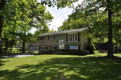 Clifton Park Single Family Home For Sale: 17 Oakwood Blvd