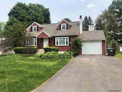 Rotterdam Single Family Home For Sale: 45 Puritan Dr
