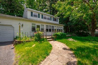 Clifton Park Single Family Home Back On Market: 31 Grissom Dr