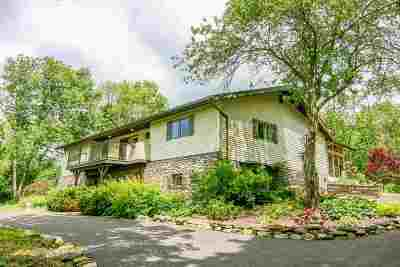 Copake Single Family Home For Sale: 134 North Mountain Rd