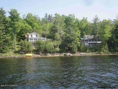 Schroon Single Family Home For Sale: 659 Adirondack Rd