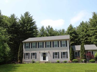 Greenfield, Corinth, Corinth Tov Single Family Home For Sale: 19 Trout Pond Rd
