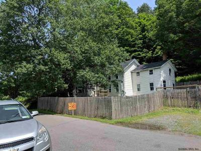 Copake Single Family Home Price Change: 840 Pumpkin Hollow Rd
