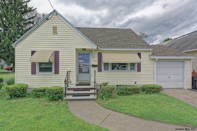 Rotterdam Single Family Home Price Change: 1815 Curry Rd