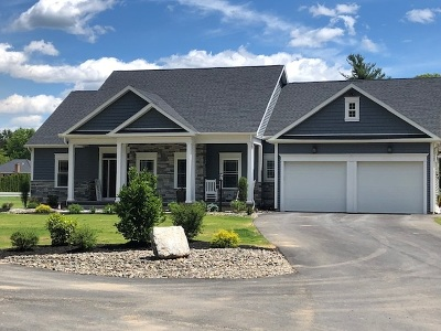 Saratoga County, Warren County Single Family Home For Sale: 382 Ushers Rd
