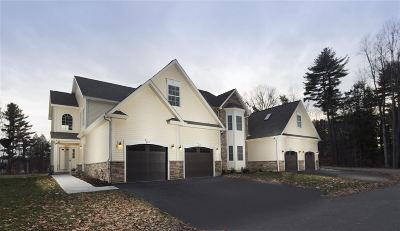 Ballston Spa Single Family Home For Sale: 65 Cornerstone Dr