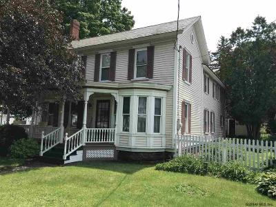 Hartford Single Family Home Active-Under Contract: 7800 State Route 40