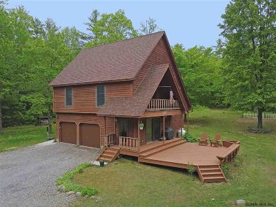 Lake George Single Family Home Active-Under Contract: 80 Dixon Hill Rd