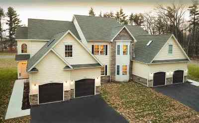 Ballston Spa Single Family Home For Sale: 53 Cornerstone Dr