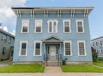 Gloversville, Johnstown Single Family Home For Sale: 75 East Main St