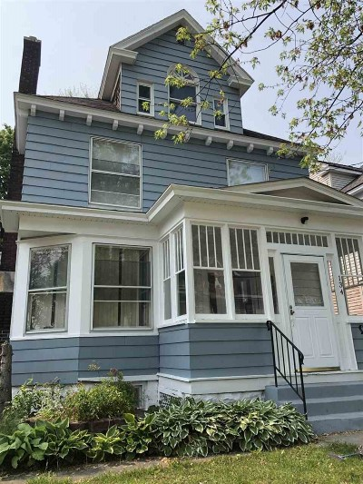 Schenectady Single Family Home For Sale