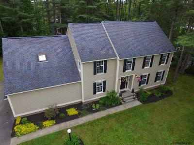 Queensbury, Fort Ann Single Family Home For Sale: 6 Mohawk Tr
