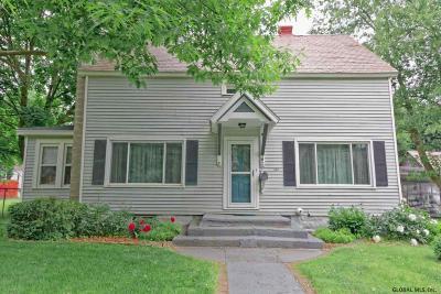 Glenville Single Family Home For Sale: 430 Sacandaga Rd