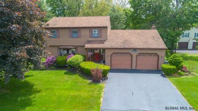 Glenville Single Family Home For Sale: 1 Homestead Rd
