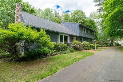 Bethlehem Single Family Home For Sale: 260 Elm Av