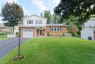 Colonie Single Family Home For Sale: 16 Fairway La