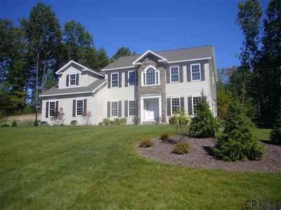 Saratoga County, Warren County Single Family Home For Sale: 100 Kadnorida Dr