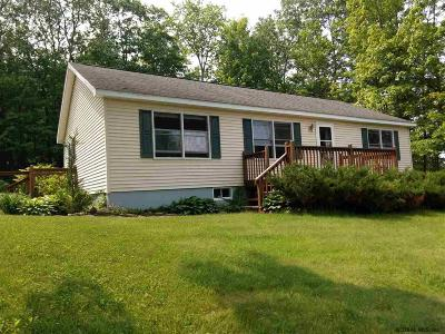 Schoharie County Single Family Home For Sale: 355 Pickett Hill Rd