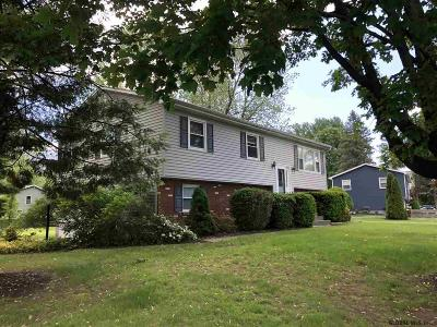Colonie Single Family Home For Sale: 153 Forts Ferry Rd