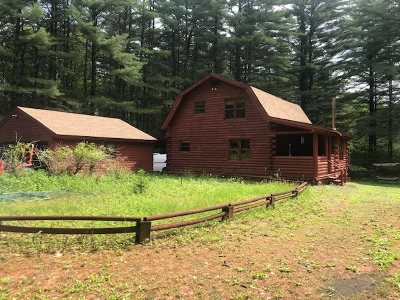 Wilton Single Family Home For Sale: 357 Ruggles Rd