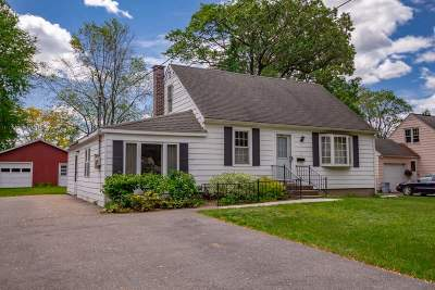 Colonie Single Family Home Price Change: 13 Williams Park Rd