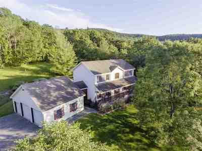 Schoharie County Single Family Home For Sale: 138 Three Track Mountain Rd