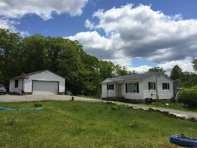 Greenfield, Corinth, Corinth Tov Single Family Home For Sale: 677 County Rt 25