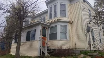 Schoharie County Single Family Home For Sale: 2448 County Highway 20