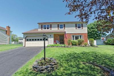 Colonie Single Family Home Price Change: 5 Rafaillo Dr