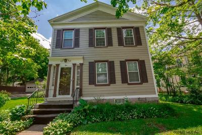 Gloversville, Johnstown Single Family Home For Sale: 2 East State St
