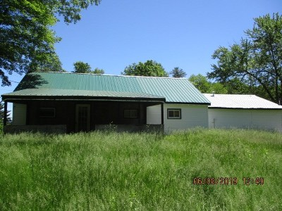 Mayfield Single Family Home For Sale: 859 County Highway 123