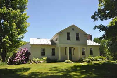 Albany County, Saratoga County, Schenectady County, Warren County, Washington County Single Family Home For Sale: 104 Spring Rd