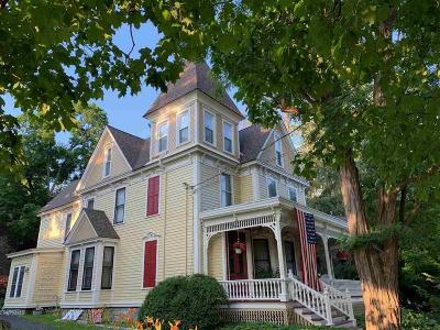 Fort Plain Single Family Home For Sale: 172 Main St