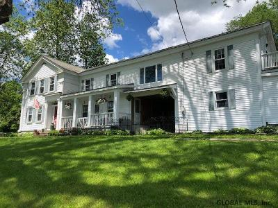 Schoharie County Single Family Home For Sale: 319 Grovenors Corners Rd