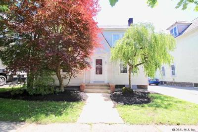 Schenectady Single Family Home For Sale: 1026 Dean St