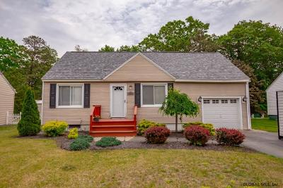 Rotterdam Single Family Home Active-Under Contract: 1829 Cassella Rd