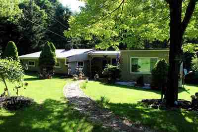 Schoharie County Single Family Home For Sale: 122 Teter Rd
