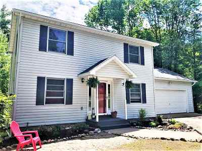 Schroon Single Family Home For Sale: 188 Old Schroon Rd